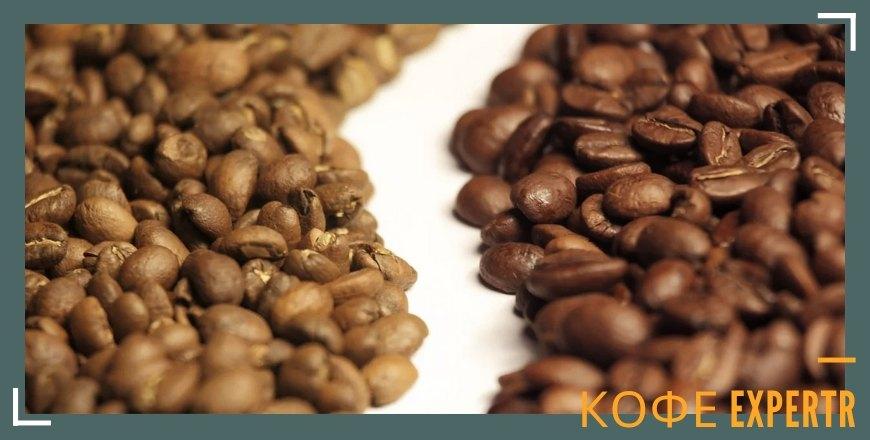 Смесь кофе