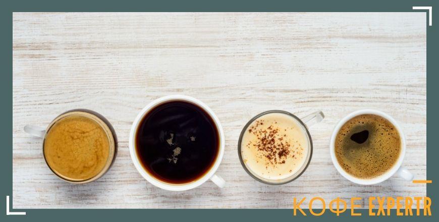 Калорийность кофе без добавок