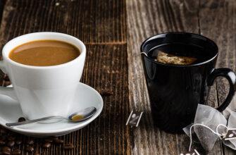 Сколько в чашке кофе кофе
