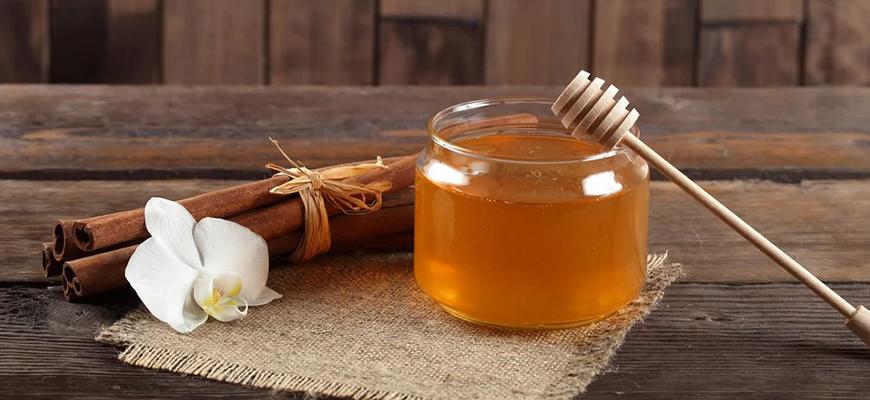 С медом и корицей