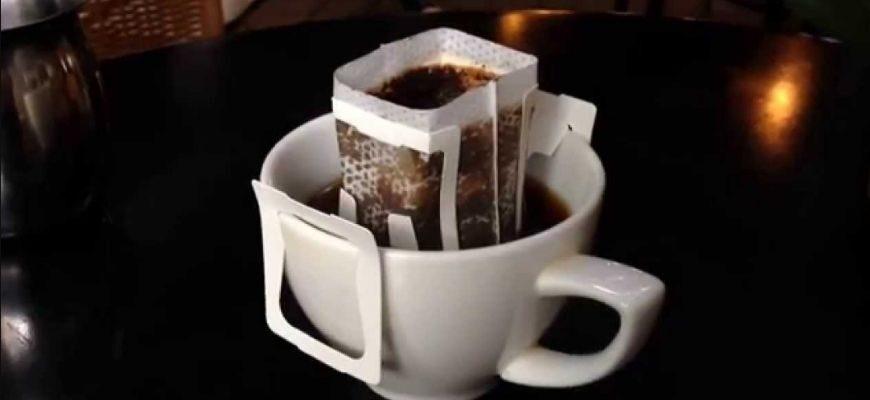 Дрип кофе