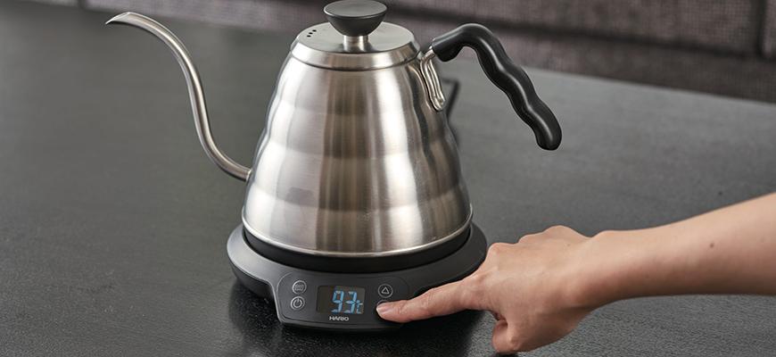 Чайник для горячей воды