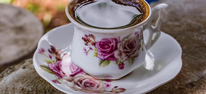Емкость для готового кофе