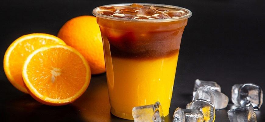 Шоколадно-апельсиновый